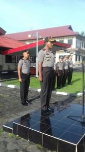 Wakapolda Sulut , Brigjen Pol Drs. Johni Asadoma,Polres Minahasa