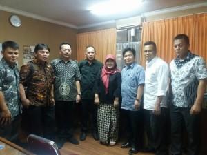 Komisi I DPRD Tomohon di Kota Bogor