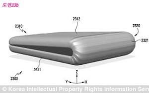 Galaxy X, Smartphone Layar Lipat, Samsung