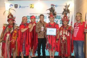 Program Smart City, Tomohon Terima Penghargaan Kemenkominfo