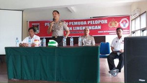 SMA/SMK YADIKA Langowan, Polres Minahasa , Bahaya Narkoba ,UU ITE