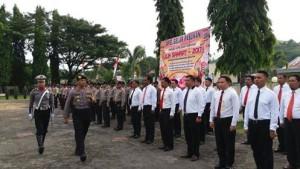 Amankan Perayaan Natal, Polres Minsel Kerahkan 400 Personil