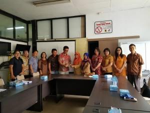 Pansus PPKPKPK saat berkunjung ke Kabupaten Bandung