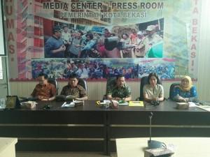 Kunjungan DPRD Tomohon ke Pemkot Bekasi