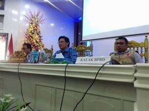 Resiko Bencana, Resiko Bencana bitung, BNPB bitung, Drs Audy Pangemanan AP MSi