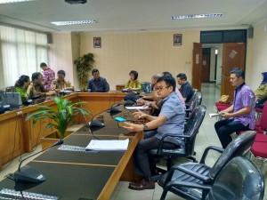 Kunjungan Pansus PPKPKPK DPRD Tomohon di DPRD Bogor