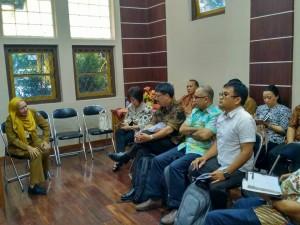 Kunjungan Pansus PPKPKPK di Pemkot Bigir