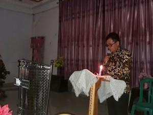 GPDI Lolombulan Makasili , Natal Minahasa Selatan