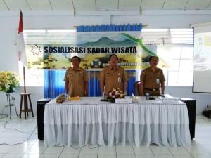 Sekretaris Kota saat membuka kegiatan