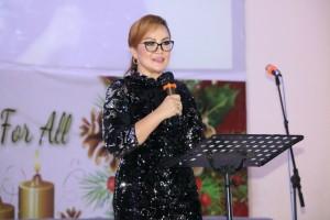 Wakil Wali Kota Syerly Adelyn Sompotan