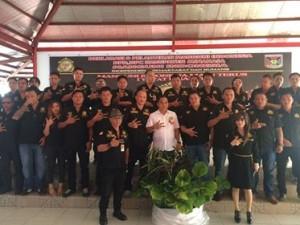 Manguni Indonesia, ormas MI,