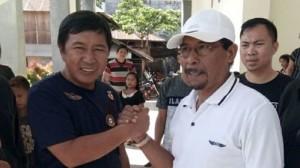 PAN Sulut ,Sehan Landjar, James Sumendap ,Pilkada Mitra 2018