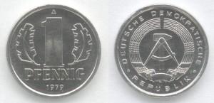 1,2 Juta Uang Koin, Deutsche Mark, Bundesbank