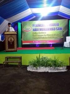 Maulid Nabi Muhammad SAW 1439 H, Drs Audy Pangemanan AP MSi,