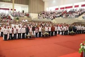 Sarasehan Bela Negara, Megawati, Kerukunan Sulut