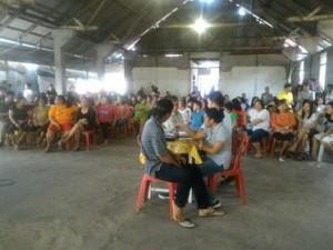 Pemuda Katolik Sulut, Desa Lolah Dua