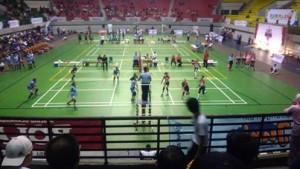 Tim Bola Voli Putri JWS Minahasa , Kejuaraan Nasional Antar Club Usia 17 Tahun,