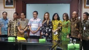 Giliran Kota Tangerang Dikunjungi Camat dan Lurah dari Tomohon