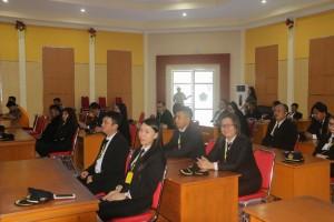 Para peserta Diklat PIM IV