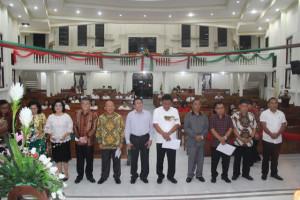 Inilah Susunan Panitia Pemilihan Pelayanan Kategorial Sinode BPMS,  BPP, GMIM Periode 2018-2022
