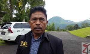 Ketua Panwaslu Kota Tomohon Jack Budiman SH