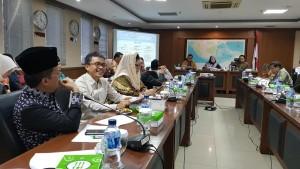 Suasana Rapat Pleno III DPD-RI