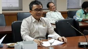Senator Ir Stefanus BAN Liow  mengusulkan Raker dengan Menkes dan Direksi BPJS Kesehatan