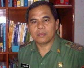 Bupati Minahasa Drs Jantje W Sajow M.Si