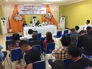 Coklit Data Pemilih, KPU Mitra dan PPDP Akan 'Door to Door' ke Rumah-rumah Warga