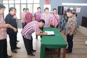 Pejabat Pemkab Mitra , Pakta Intergritas, Perjanjian Kinerja