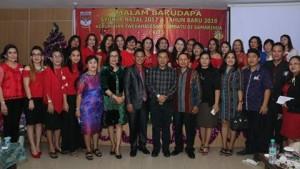 Hadiri Malam Bakudapa Kerukuran Iwekahalesan Tombatu di Samarinda, Sumendap Ingatkan Kebersamaan