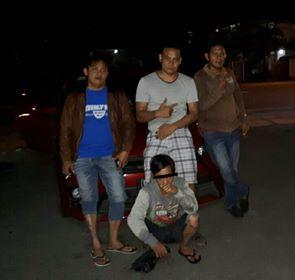 SMP Negeri 2 Rinegetan ,Polres Minahasa