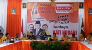 DPD Hanura Sulut