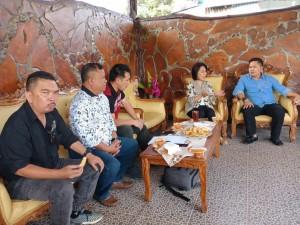 Rapat Pengurus KONI Kota Tomohon