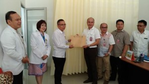 KPU Minahasa Terima Hasil Tes Kesehatan Paslon