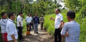 Desa Wanga Siap Sambut Pembangunan Pasar Tradisional