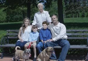 Foto Keluarga,  Foto Keluarga lucu 2018