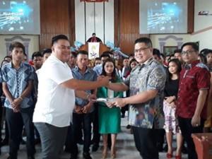 Komisi Pelayanan Pemuda GMIM 2018 ,  Pemuda GMIM 2018 ,  Billy Lombok SH,