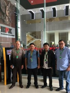 Pilkada Minahasa 2018, LHKPN, KPU Minahasa