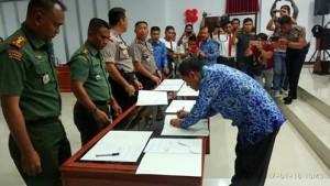 Pengamanan Pilkada Minahasa 2018 Sedot Dana Hingga Rp6,750 M