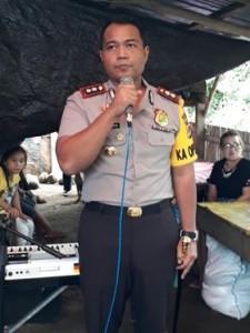 Polres Minsel , Larangan Berkendara Bagi Pelajar , AKBP FX Winardi Prabowo,