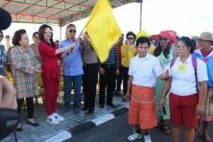 Semarak Perayaan HUT ke 15 Kabupaten Minsel