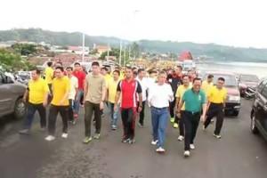 Semarak Perayaan HUT ke 15 Kabupaten Minsel13