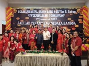 Iwekahalesan Tonsawang ,JS-Oke ,Pilkada Mitra 2018