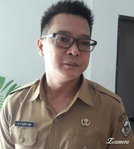 Kadis Kominfo Tomohon Hengkie Yusenimus Supit SIP