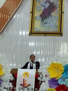 HUT GMIM Lembah Kasih Tataaran 2, JWS, pilkada minahasa 2018