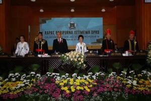 Wali Kota Tomohon, Wakil wali Kota, Ketua DPRD serta Wakil Ketua DPRD