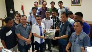 Serap Aspirasi, Senator SBAN Liow Berdiskusi dengan JIPS