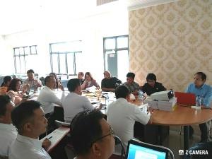 Pembahasan Pansus Penambahan Penyertaan Modal ke Bank Sulutgo