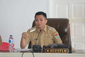 Gelar Rakor Dengan SKPD, Kandoli Tegaskan Tingkatkan Kinerja